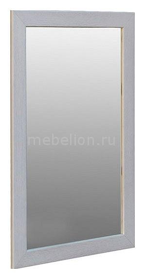 Зеркало навесное Берже 24-105 белый ясень mebelion.ru 2290.000