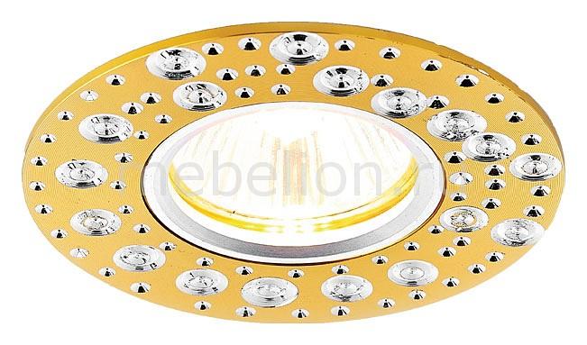 Встраиваемый светильник Ambrella Classic A801 A801 AL/G все цены