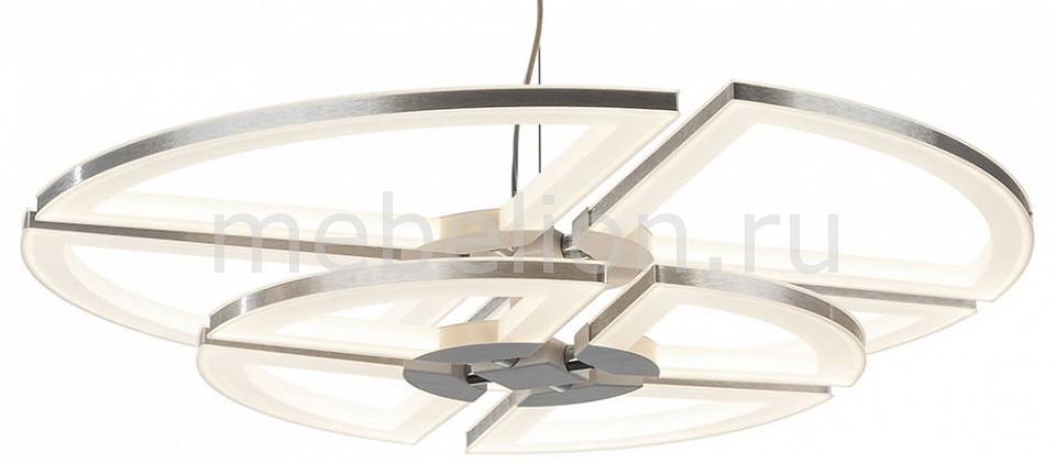 Подвесной светильник IDLamp 398/2X80-LEDWhitechrome 398