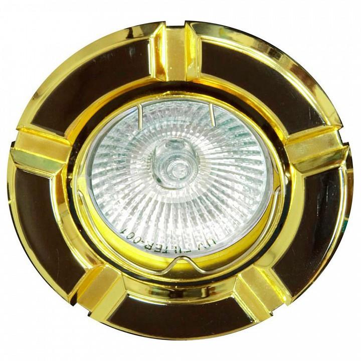 все цены на Встраиваемый светильник Feron 098T-MR16 17642 онлайн