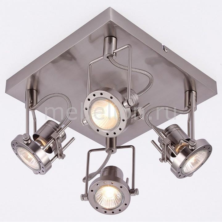 Спот Arte Lamp A4300PL-4SS Costruttore