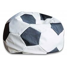 Кресло-мешок Бело-черный