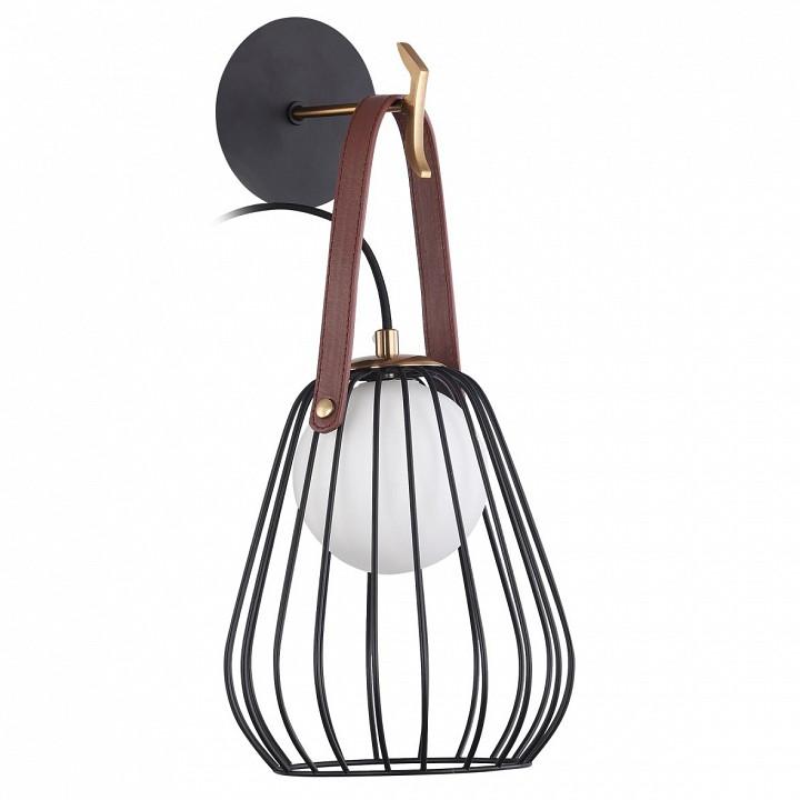 Бра Maytoni Indiana MOD544WL-01B настольная лампа декоративная maytoni indiana mod544tl 01b