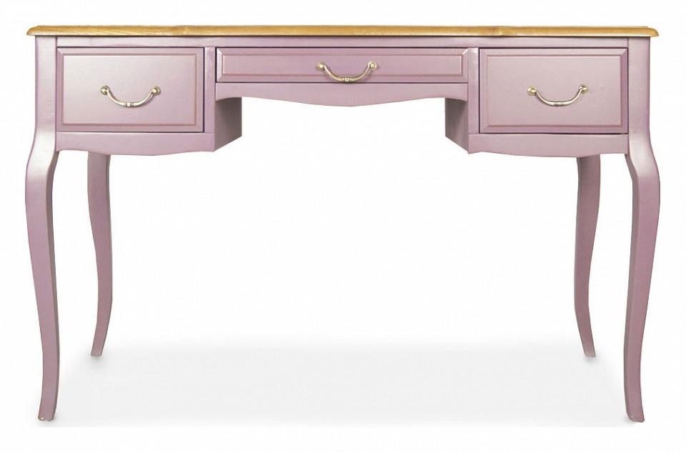 Купить Стол письменный Leontina lavanda, Этажерка, Россия