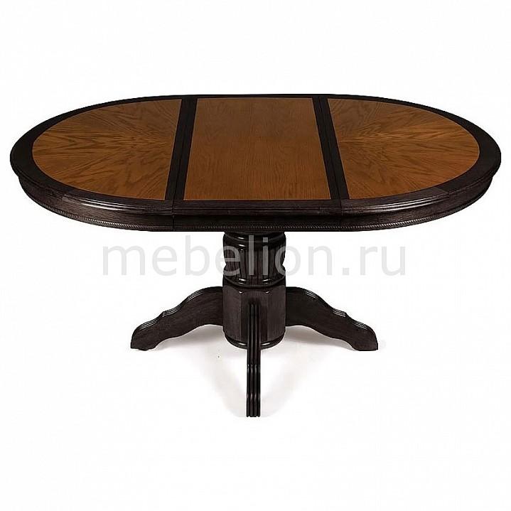 Стол обеденный Tetchair 4260 STP темный орех/венге стул tetchair stamford 828 s темный орех
