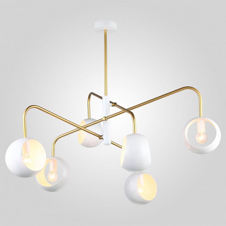 Купить Подвесной светильник 70055/6 белый, Eurosvet, Китай