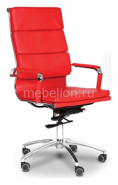 Кресло компьютерное Chairman Chairman 750 красный/хром chairman chairman 750 черный хром