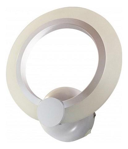 Бра Kink Light Сага 07847 (4000K) kink light светильник коппа белый w48 15 h11 led 18w 4000k лампы в комплекте