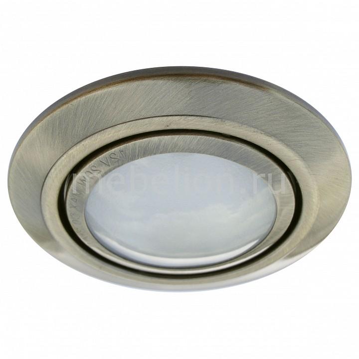 Купить Комплект из 3 встраиваемых светильников Topic A2023PL-3AB, Arte Lamp, Италия