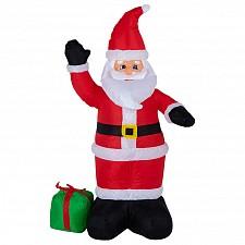 Дед Мороз световой Неон-Найт (1.2 м) с подарком NN-511 511-054