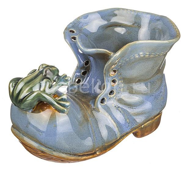 Кашпо (14х8х9 см) Ботинок 180-342 (14х8х9 см) Ботинок 180-342