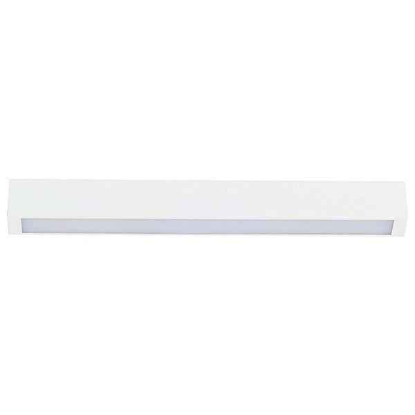 Накладной светильник Nowodvorski Straight White 9620 nowodvorski потолочный светильник nowodvorski straight led white seiling s 9620
