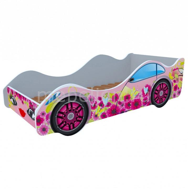 Кровать-машина Букет M013