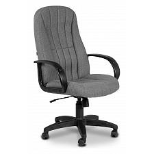Кресло компьютерное Chairman 685 серый/черный