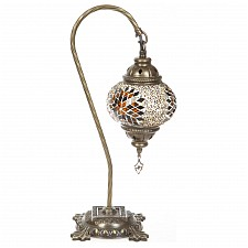 Настольная лампа декоративная Марокко 0902,04