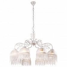 Подвесная люстра Arte Lamp A9560LM-8WG Perlina
