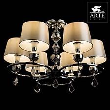 Подвесная люстра Arte Lamp A3074LM-6CC Promessa