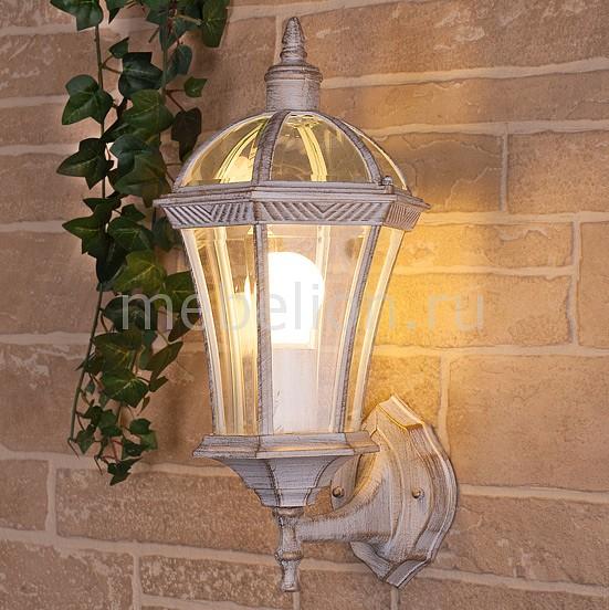 Светильник на штанге Elektrostandard Capella белое золото elektrostandard светильник уличный elektrostandard capella белое золото