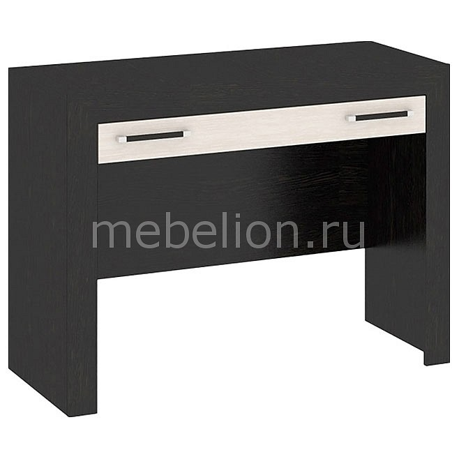 Стол туалетный Токио ПМ-131.05(СМ) венге цаво/дуб белфорт mebelion.ru 4290.000