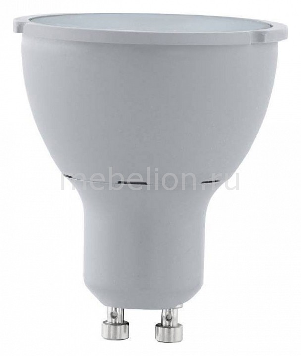 Купить Лампа светодиодная диммируемая COB GU10 5Вт 3000K 11541, Eglo, Австрия