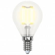 Лампа светодиодная Uniel LEDG456WWWE14 220ВFRPLS02WH Sky
