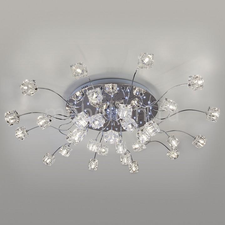 Купить Накладной светильник 80113/31 хром/белый, Eurosvet, Китай