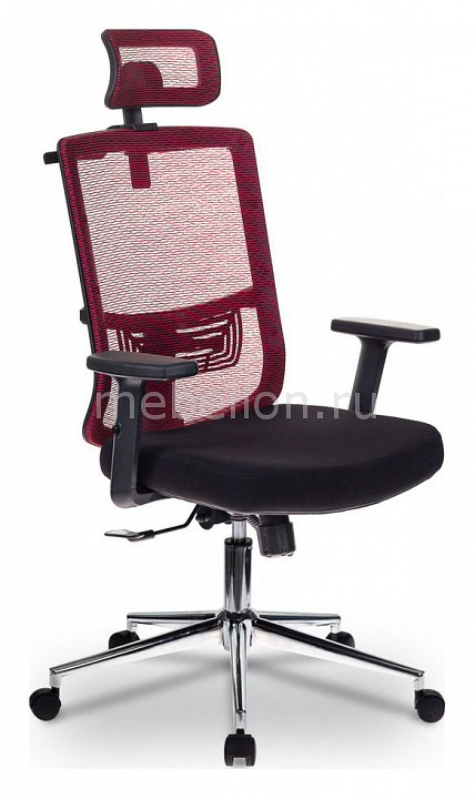 Кресло для руководителя Бюрократ MC-612-H/R/26-B01