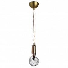 Подвесной светильник Arte Lamp A8040SP-1SG Salute