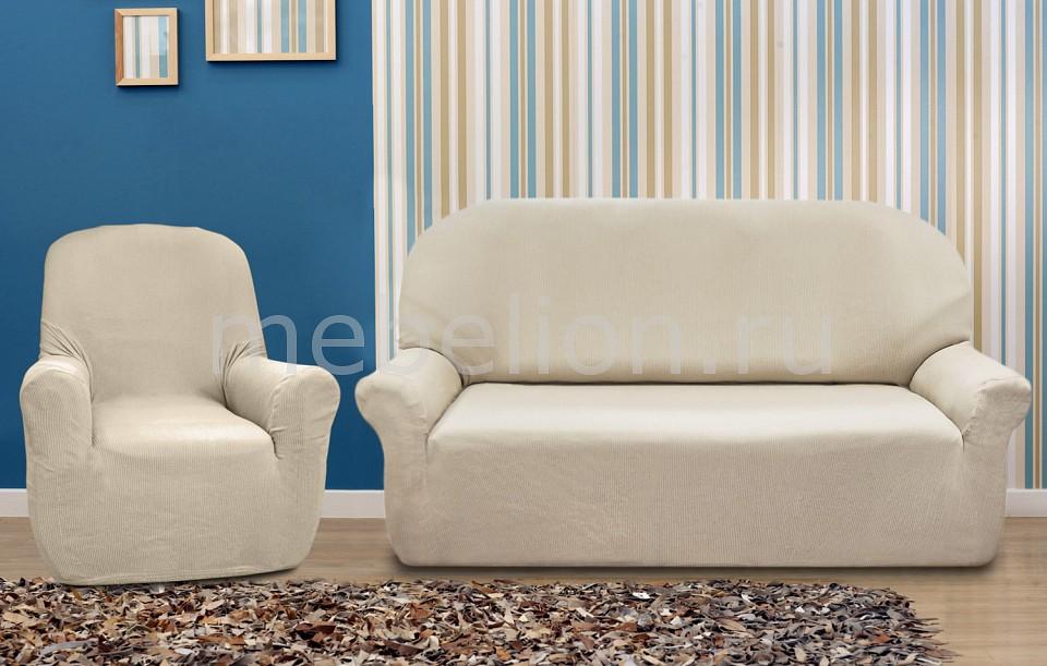 Чехол для диванов Belmarti Набор чехлов для дивана и кресел РУСТИКА чехол для диванов belmarti набор чехлов для дивана и кресел тоскана