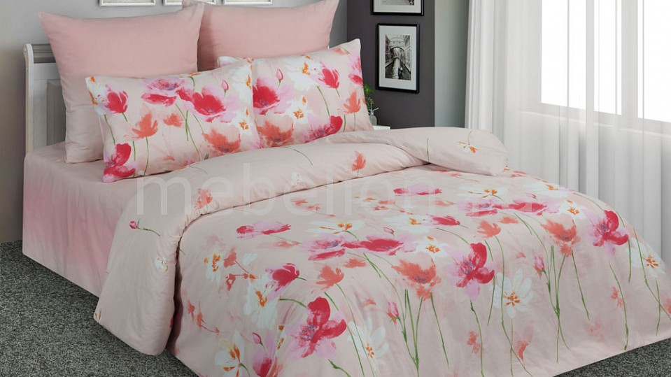 Комплект двуспальный Amore Mio Маки