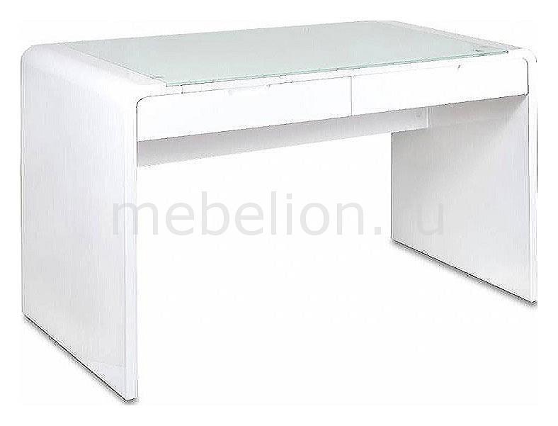 Стол письменный Бюрократ DL-HG006/White(893023) mebelion.ru 12075.000