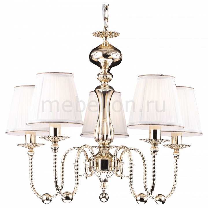Подвесная люстра Arte Lamp Orafo A2044LM-5GO подвесная люстра arte lamp orafo a2044lm 5go