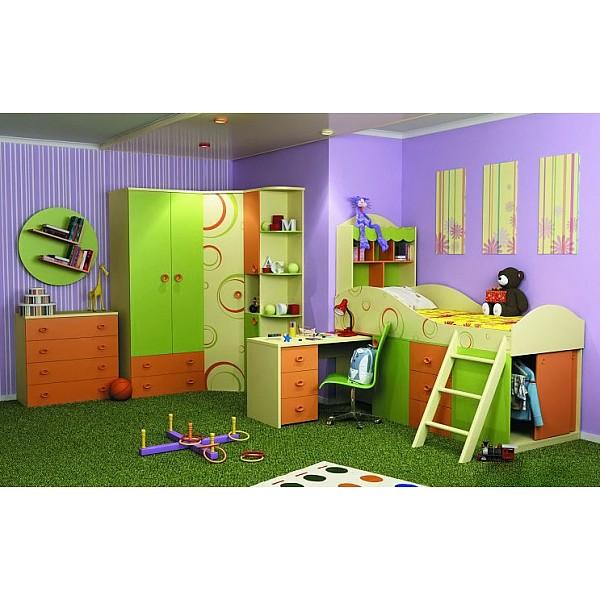 Гарнитур для детской Любимый Дом