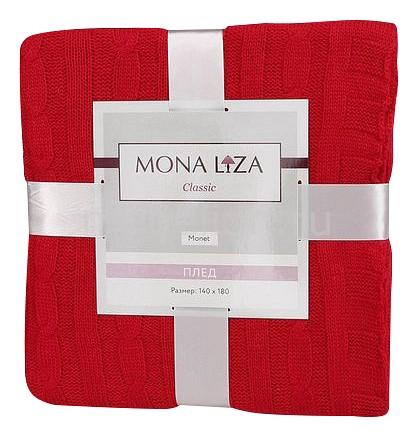 Плед Mona Liza (140х180 см) Monet плед mona liza плед monet цвет бирюза 140х180 см