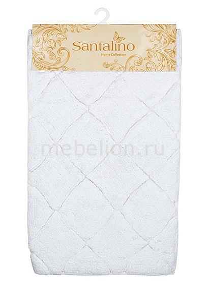 Коврик для ванной АРТИ-М (50х80 см) Вайт полотенце для кухни арти м джинсовое сердце
