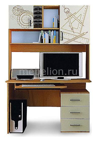 Стол компьютерный Бэйсик 280.080 Смарт