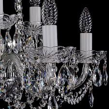Подвесная люстра Bohemia Ivele Crystal 1402/6+3/195/Ni 1402
