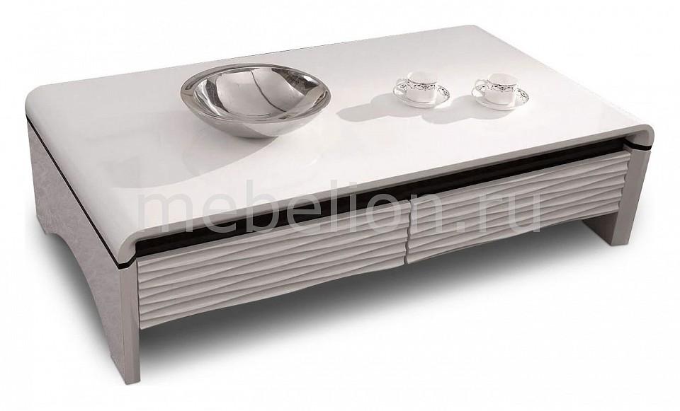 Стол журнальный 3D-Modo белый