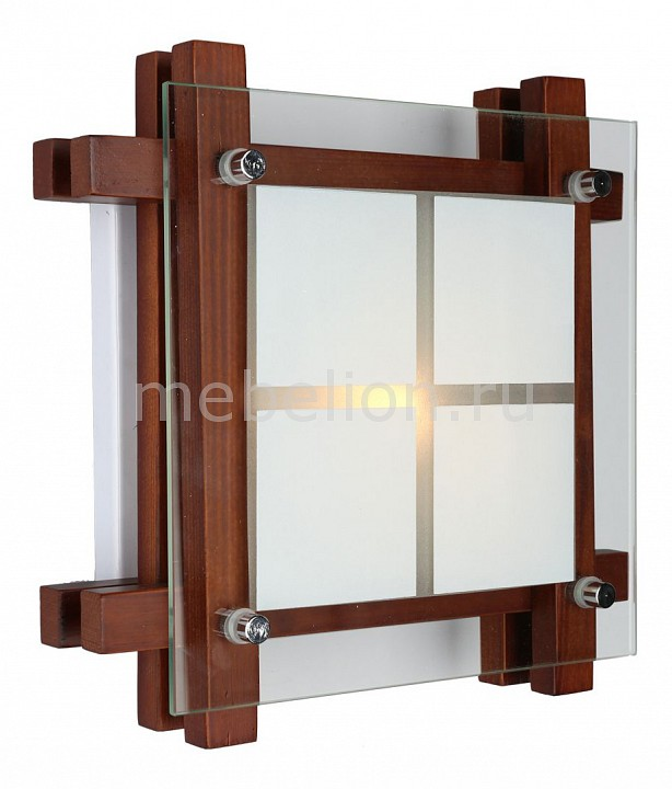 Накладной светильник Omnilux OM-405 OML-40527-01 omnilux om 269 oml 26917 08