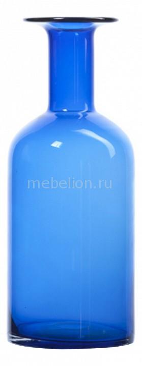 Бутылка декоративная Home-Religion (35 см) Синяя 29001300