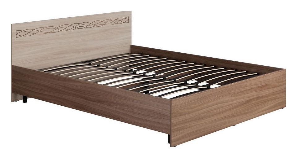 Кровать двуспальная Фиеста