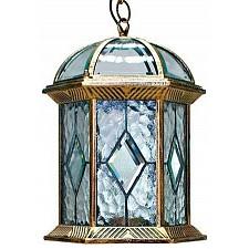 Подвесной светильник Feron 11337 Витраж с ромбом