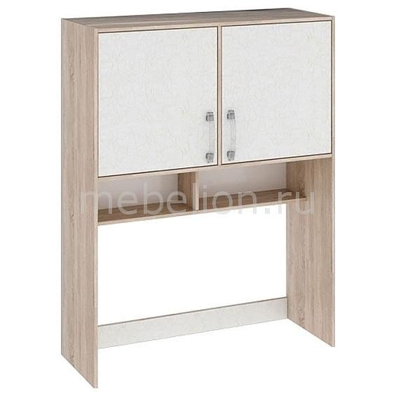 Надстройка для стола Атлас ПМ-186.09 дуб сонома/хаотичные линии mebelion.ru 5990.000