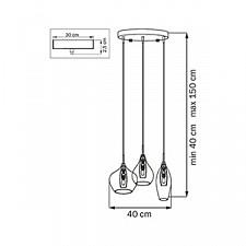 Подвесной светильник Lightstar 803057 Pentola