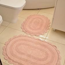 Коврик для ванной Karna Набор из 2 ковриков для ванной DIANA