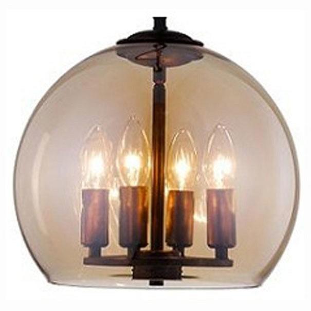 Подвесной светильник Crystal Lux KRUS SP4 BOLL подвесной светильник crystal lux krus sp4 bell