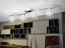 Светильник на штанге Eglo 93069 Oviedo 1