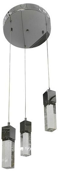 Подвесной светильник Kink Light Аква 6110-3A,LED ozcan светодиодный led светильник ozcan аква 6110 1a led