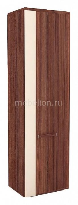 Шкаф для белья Берта 643.100 орех лугано