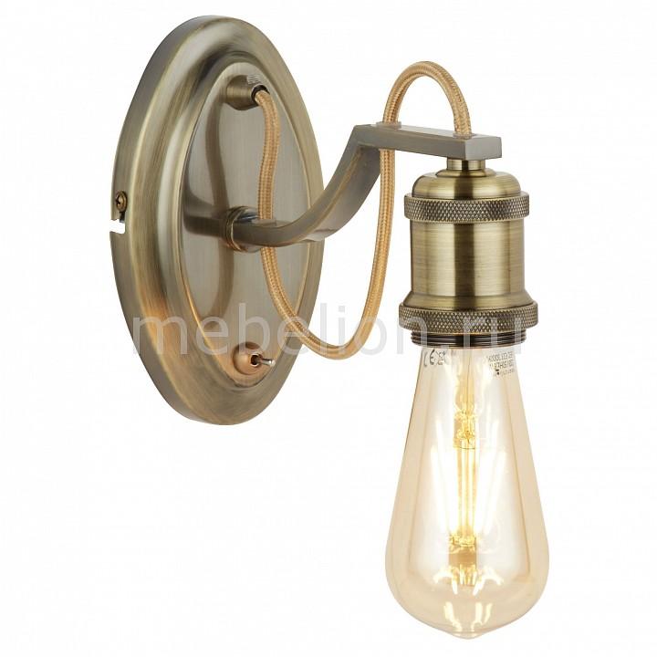 Бра Arte Lamp A2985AP-1AB бра arte lamp inedito a2985ap 1ab